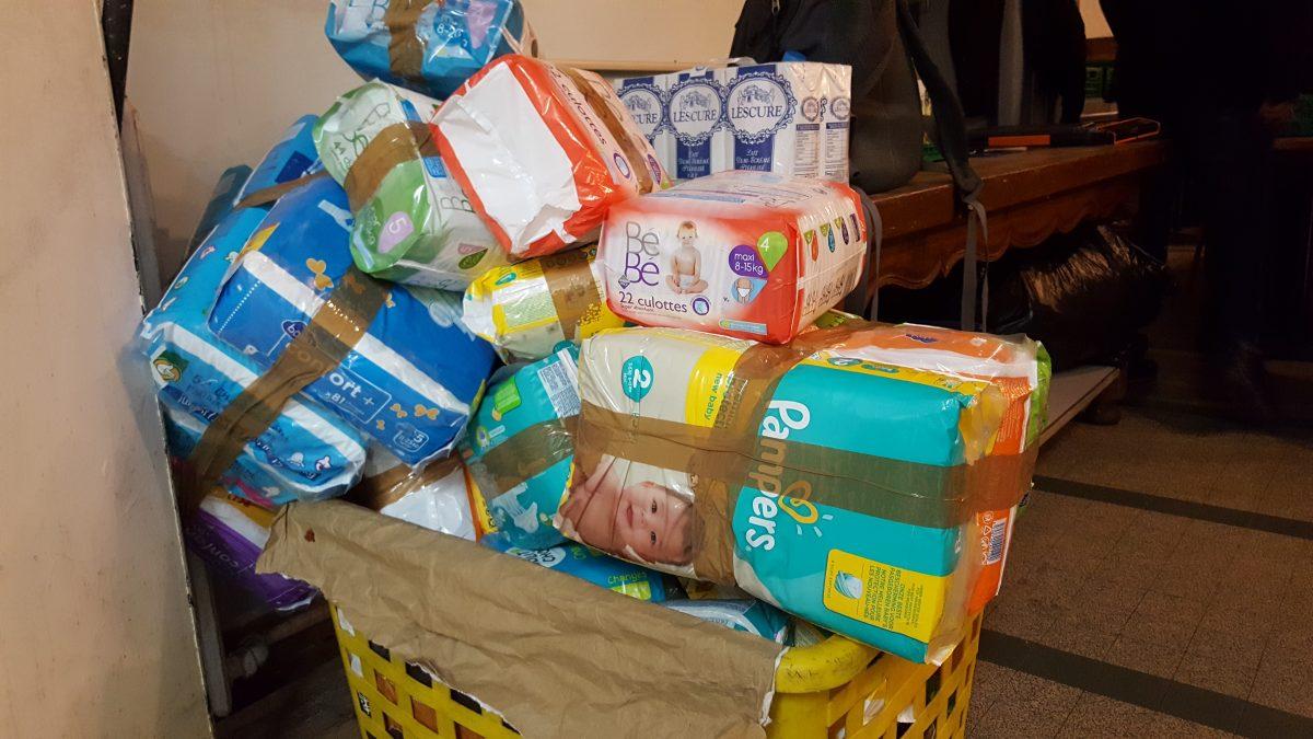 Résultats de la collecte alimentaire de mars 2017